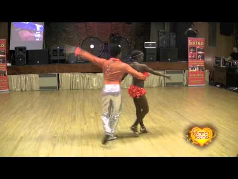 Jhon y Yudi colombian Colombian Salsa show