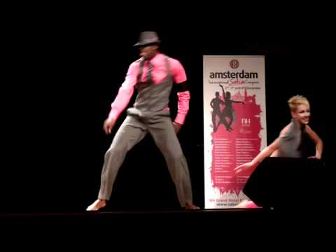 Leon Rose Project ♥ Showdance ♥ Amsterdam International Salsa Congress 2011