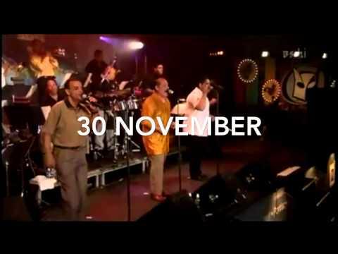 Frankie Vazquez, exclusive Concert in Salsa Club Mystique 30/11