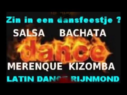 LATIN DANCE RIJNMOND   PromoVideo LDR