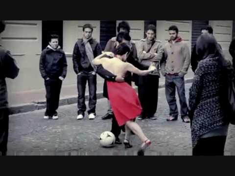 Als je van voetbal en tango houdt