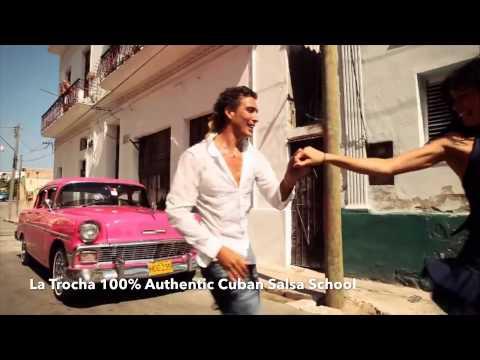 La Trocha 100% Cuban Salsa Dans School