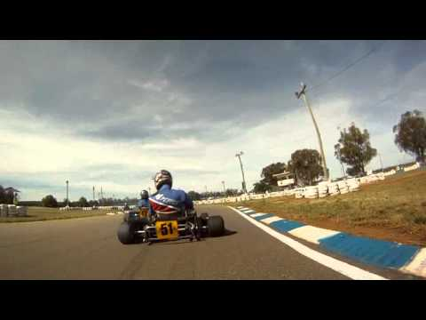 Riverina Cup Rd 3 -  Clubman Heavy Roll Over