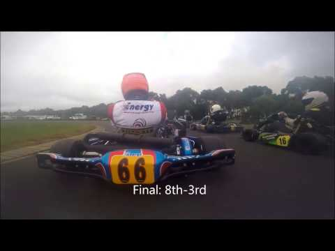 GO KART Victorian Country Series 2017 ROUND 2 – SOUTH WEST KART CLUB Tag R Medium