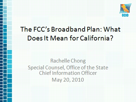 National BB Plan_What Means for CA_May 20 2010