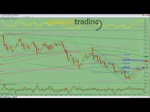 Trading en español Pre-Sesión Futuro Dolar-Euro 13-2-2012.avi