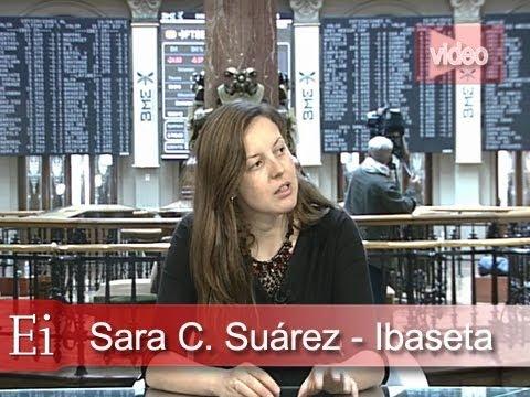 Video analisis IBEX: entrevista con Sara C. Suárez - Ibaseta de CMC Markets 16-04-12