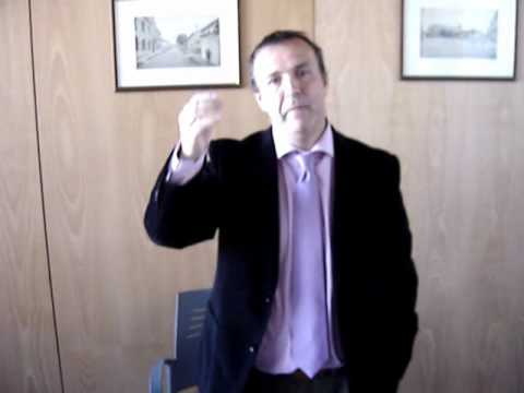 "Video analisis: ""Los mercados hoy"" por Kostarof. Analisis IBEX e Indra 16-04-12"