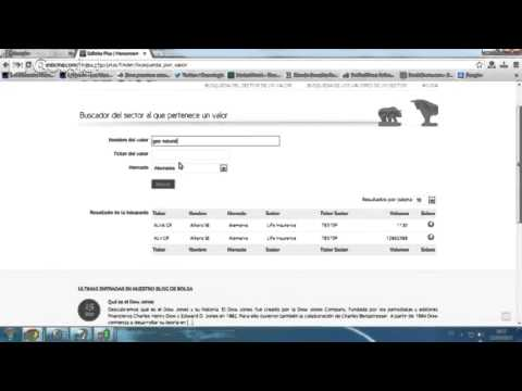 Video Analisis con Ricardo González: Santander, Caixabank, Ferrovial, Gas Natural, Vueling, DIA, OHL, Carrefour, ACS, Inditex, EADS, Allianz, Loreal... 16-03-13
