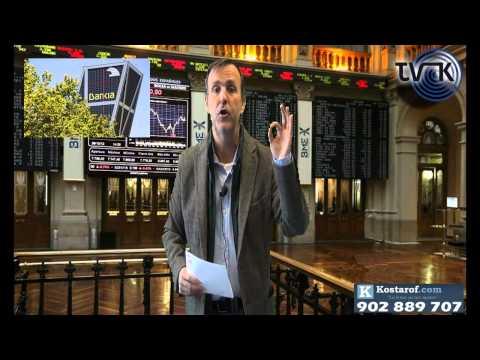 Video Analisis: Los mercados hoy por Kostarof: IBEX35, Bankia, Centimo sanitario, Prisa 28-02-14