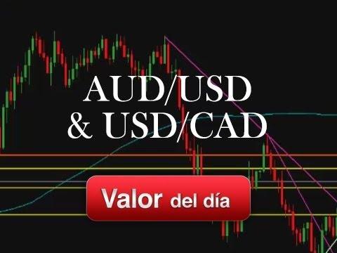 Video Analisis tecnico AUDUSD y USDCAD por Terry Gallo 07-05-14