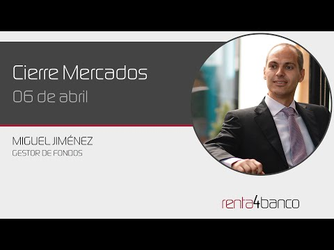 Video Analisis: Cierre bolsa 6 de Abril por Renta4
