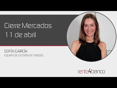 Video Analisis: Cierre bolsa 11 de Abril por Renta4