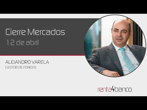 Video Analisis: Cierre bolsa 12 de Abril por Renta4