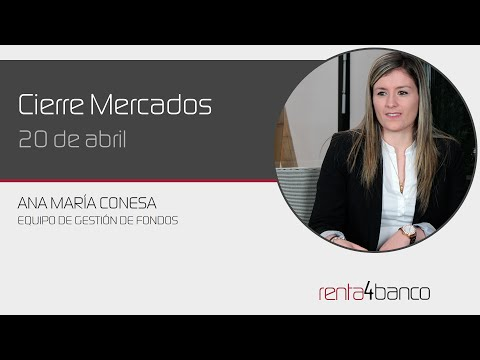 Video Analisis: Cierre bolsa 20 de Abril por Renta4