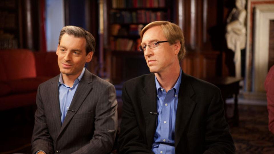 Jacob Hacker & Paul Pierson on Winner Take All Politics