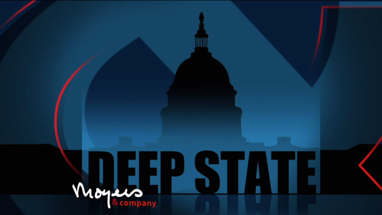 The Deep State Hiding in Plain Sight