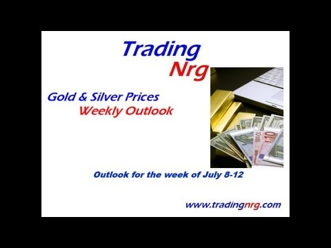 Gold And Silver Outlook for July 8-12 2013 by Trading NRG
