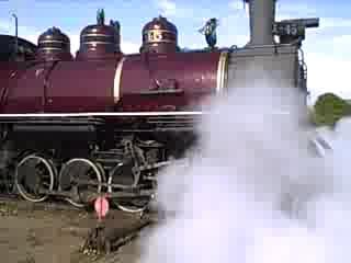 The Skunk Train, Part 2: A Closeup of 45