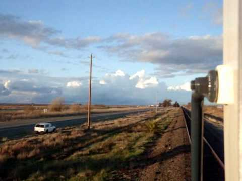 A Ride on the California Northern