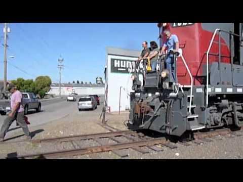"NWP ""Grain"" Train Test Run"