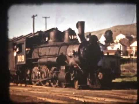 NPRRHS Archive Movies from Robert Ellison Railroad excursions