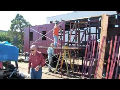 P&SR Caboose #1 Restoration