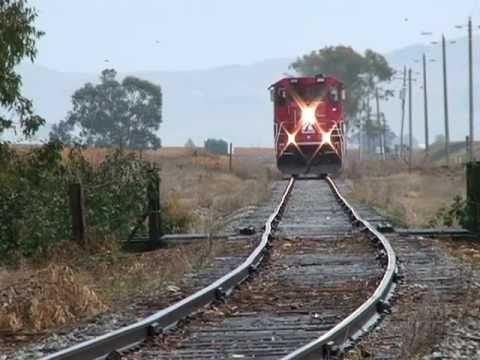 New NorthWestern Pacific Railroad 2011 video (NWPRR)