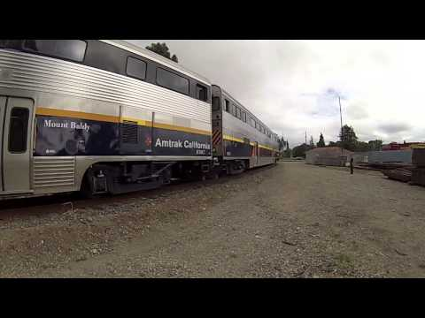 [HD] Amtrak/NASCAR Special on the NWP