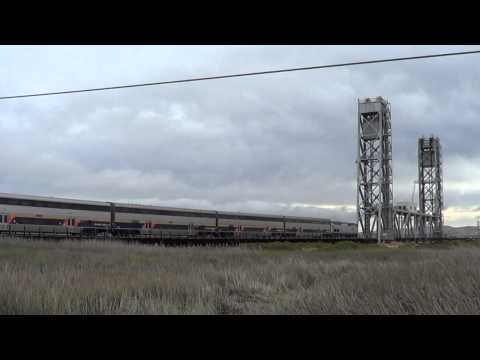 Chasing & pacing Amtrak 983 & 984, the NASCAR special 6-23-13