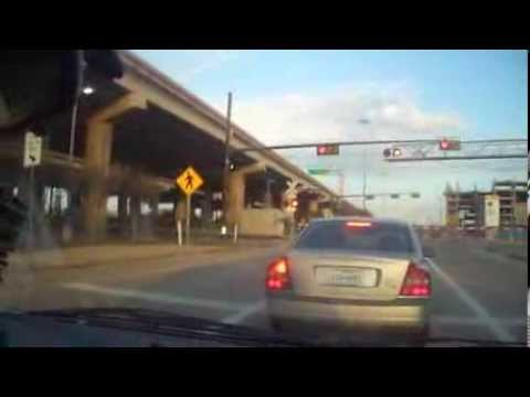 DART crossing Plano drive