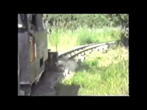 Alton Pacific Railroad 1984