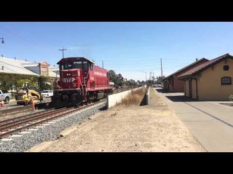 NorthWestern Pacific Railroad June-December 2015