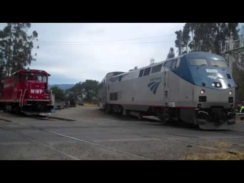 2013 Amtrak Nascar train