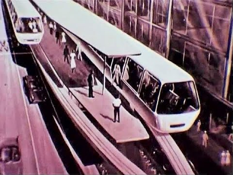 The Bay Area Rapid Transit (BART) - 1966 Trains & Railroads Documentary - WDTVLIVE42