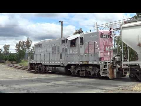 NWP 1922 leads the Windsor Local 5-22-16