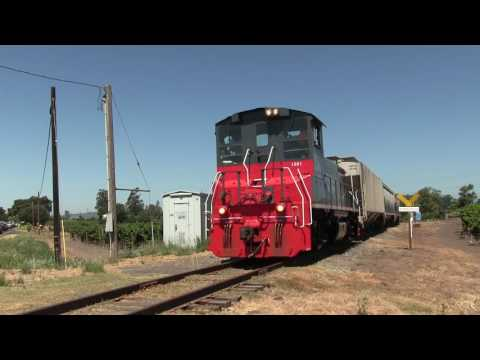 A Short Afternoon on the NWP Featuring the  Pony Express PV 7-24-16