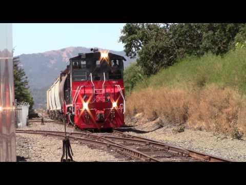 {HD 60FPS} NWP Petaluma and Schellville Turn. 07/17/2016