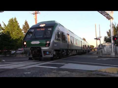 A Couple Evening  SMART Trains. 07/20/2016