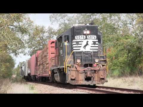 Taste of the South: An NS GP38-2 Running on the NWP