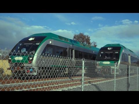 Three Way SMART Train Meet In Petaluma | 2-18-2017