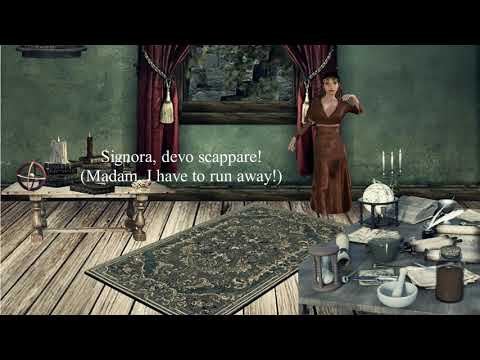 4   Olgan Main nel medioevo (4 Olgan Main in the Middle Ages)