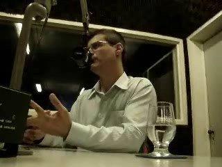 Entrevista na Rádio de Caruaru/PE