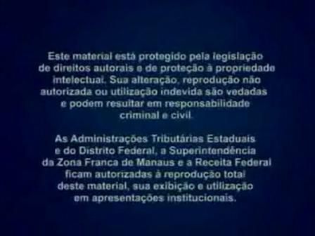 Video Institucional NF-e (Resumido)