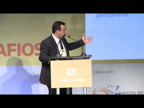 Thomson Reuters - 1ª Conferência eSocial - Parte 2 - Palestra Daniel Belmiro