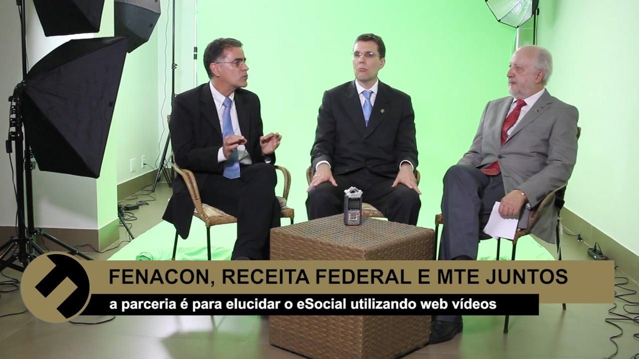 eSocial - Bate papo Fenacon e RFB - Parte 01