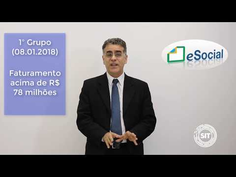 Implantação do eSocial com José Alberto Maia do MTE