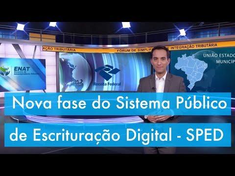 Simplificação - Nova Fase do Sistema Público de Escrituração Digital - SPED