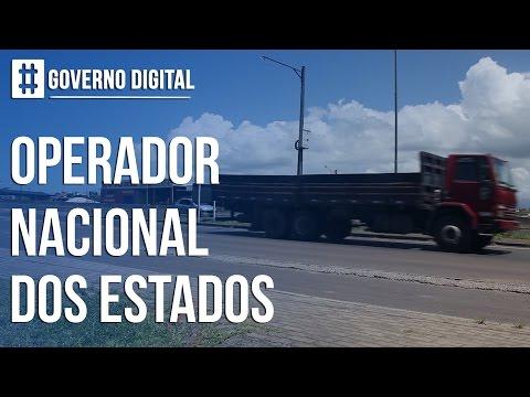 NF-e, MDF-e e Brasil_ID - ONE (Operador Nacional dos Estados)