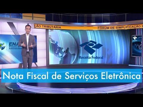 Simplificação - NFS-e - Nota Fiscal de Serviços Eletrônica